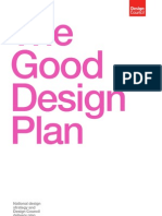 The Good Design Plan