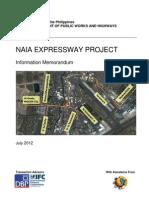 NAIAX Information Memorandum 2012 - Final - July 31 2012