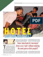 Of Hotel Jantar Mantar and Irom Sharmila's Prison Cell!