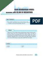 2. Perkembangan Kebudayaan Hindu-Budha Dan Islam Di Indonesia