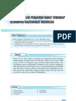 6. Perkembangan Pengaruh Barat Terhadap Kehidupan Masyarakat Indonesia