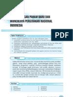 7. Perkembangan Paham Baru Dan Munculnya Pergerakan Nasional Indonesia