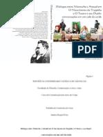 Diálogos entre Nietzsche e Artaud em O Nascimento da Tragédia e O Teatro e Seu Duplo