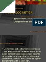 FARMACOCINETICA Aspectos Generales y Definiciones