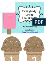 Ice Cream Fun for Preschoolers