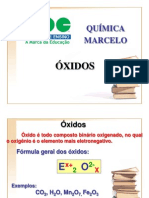 Apresentação óxidos 2012