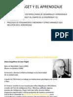 Jean Piaget y El Aprendizaje Recuperacion