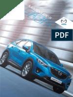 Mazda CX-5 - ES Catálogo