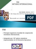 Informe Anual Del Fmi