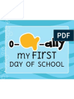 oFISHal First Day