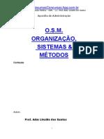 Apostila de Administração - Organização, Sistemas e Métodos