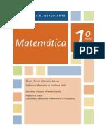 Matematica 1 Medio