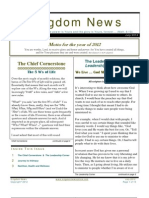 070112 Kingdom Newsletter