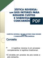 LOGÍSTICA REVERSA-slides