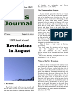 NRCS Journal, 6th Issue (August 2012)