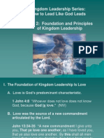 Kingdom Leadership Series