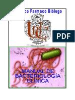 Manual de bacteriología