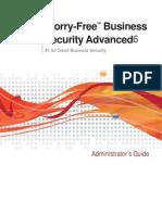 WFBS6.0 Advanced AG