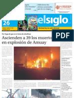 Edicion Domingo 26-08-2012