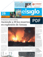 Edicion Este Domingo 26-08-2012