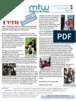 Gutierrez Newsletter May 2012