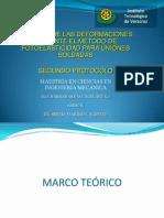 PRINCIPIOS DE FOTOELASTICIDAD