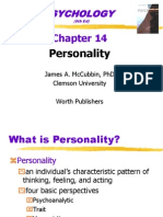 14 Personality