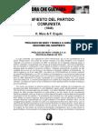 5 -Manifiesto Del Partido Comunista Marx-Engels