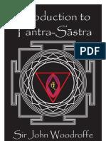 Arthur Avalon Introduction to Tantra Shastra