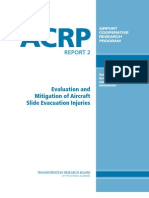 02 - Aircraft Slide Evacuation Injuries