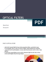801051006 Optical Filters