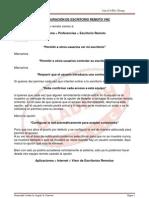 Manual Escritorio Remoto VNC