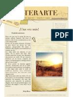 Revista Literarte No. 39