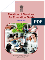 Master e Book on Service Tax