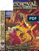 Mythic Vistas - Medieval Player's Manual by Azamor