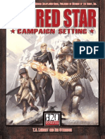 Mythic Vistas - The Red Star - Campaign Setting by Azamor