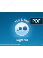 How to Use Log Me In