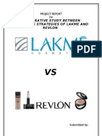 Lakme vs Revlon - Aman