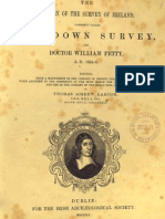 History of the Down Survey