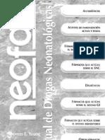 Neofax en español 18ed