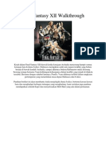 Final Fantasy XII Walkthrough
