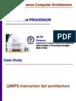 Lec-4-5 MIPS ISA & Processor