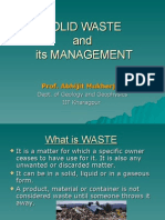Soild Waste Amangement