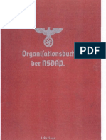 Organization Book of the National Socialist German Worker's Party (1937)