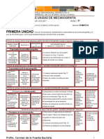 1. Plan General de Mecanografía 2010-2011