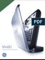 GE Vivid i Portable Ultrasound Machine