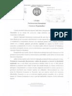 Adresa ANR catre Camera Deputatilor (2011)