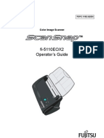 Fujitsu ScanSnap User Manual