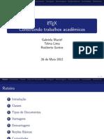 Apresentacao LaTeX