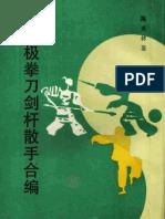 Taijiquan Daojiansanshou Hebian.Chen Yanlin